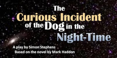 The Curious Incident of the Dog in the Night-Time | Feb 28, 2020