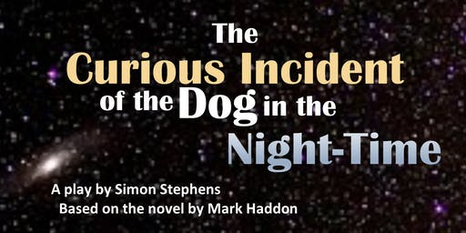The Curious Incident of the Dog in the Night-Time   Feb 28, 2020