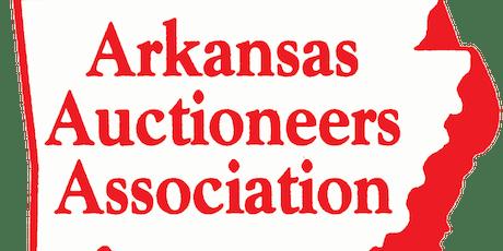 Arkansas Auctioneers Vendor & Sponsorship Opportunities tickets