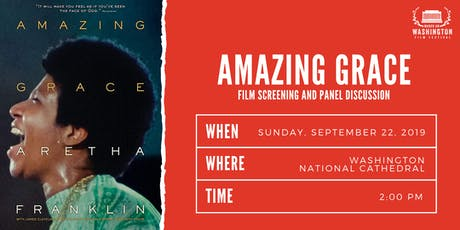 Amazing Grace: The Power of Aretha Franklin  tickets