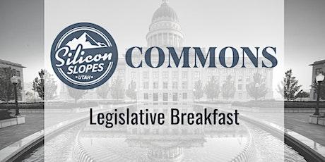 Legislative Breakfast tickets