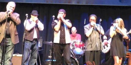 BAY AREA HARMONICA CONVERGENCE tickets