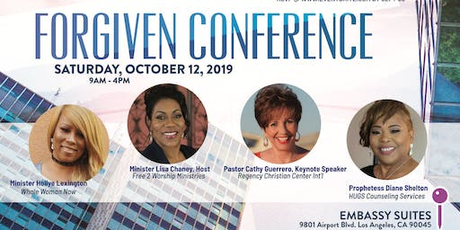 THE FORGIVEN CONFERENCE 2019