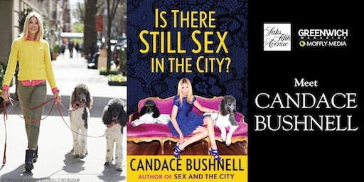 Candace Bushnell Book Signing
