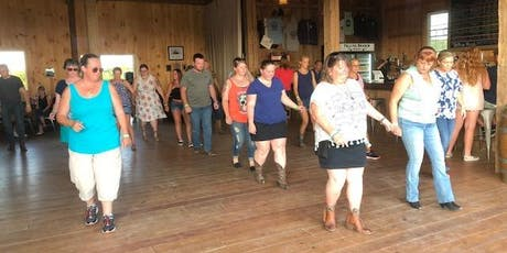 Line Dancing on the Farm! tickets