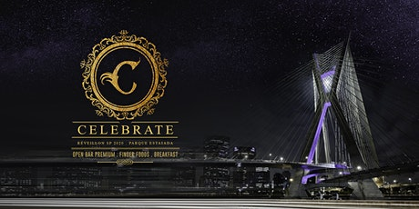 Reveillon Celebrate Sp 2020 ingressos