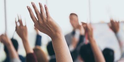 New Jersey School Boards  Association Workshop 2019