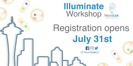 NeuroLux Illuminate Workshop 2019 tickets