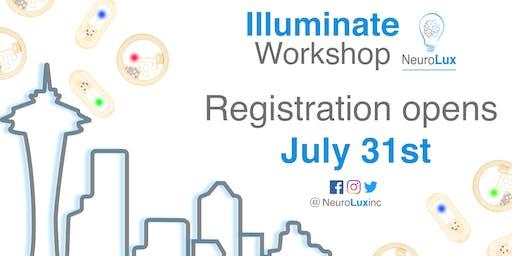 NeuroLux Illuminate Workshop 2019