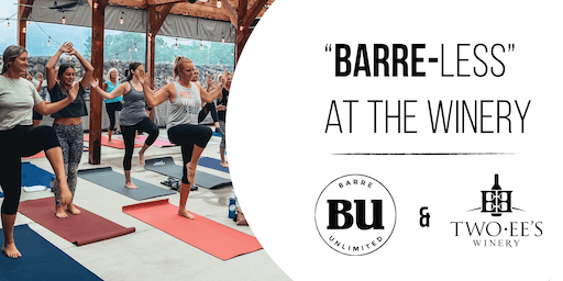 """Barre-less"" at the Winery - August 2019"