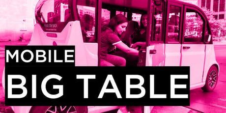 Mobile Big Table  tickets