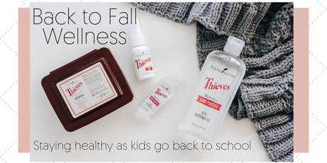 Back to Fall Wellness tickets