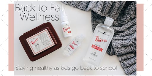 Back to Fall Wellness