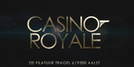 """Delicious Deep """"Casino Royale"""" tickets"""