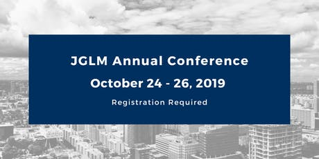 JGLM Annual Conference  tickets