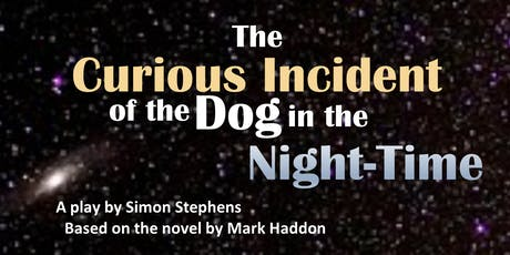 The Curious Incident of the Dog in the Night-Time | March 1, 2020 tickets