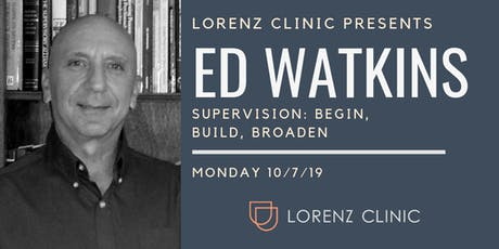 Dr. Ed Watkins - Lorenz Clinic Annual Invited Practitioner Conference tickets