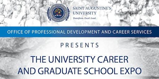 SAU Career Fair and Graduate School Expo