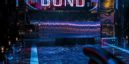 Bond Thursdays at Bond at SLS Baha Mar Free Guestlist - 9/05/2019