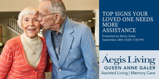 Top Signs Your Loved One Needs More Assistance