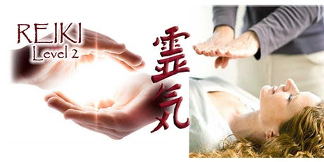 Reiki Level 2 Training & Attunement tickets