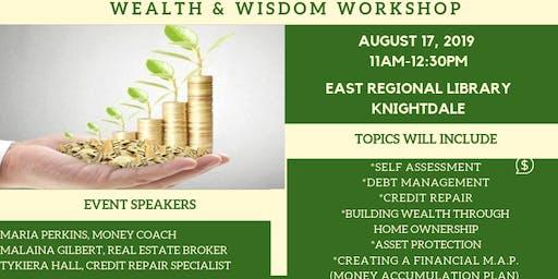 FREE Wealth & Wisdom Workshop