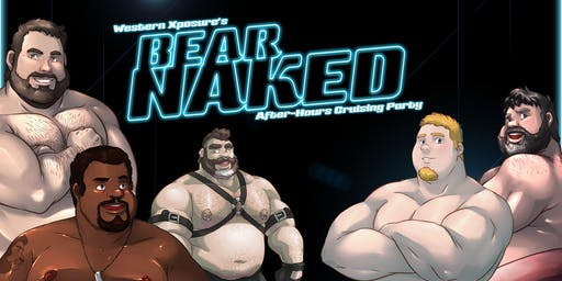 Western Xposure's BEAR NAKED IBC After Party 2020