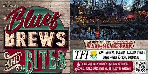 TFI BLUES, BREWS & BITES FESTIVAL
