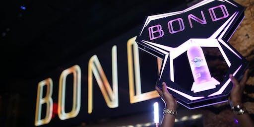 Bond Saturdays at Bond at SLS Baha Mar Free Guestlist - 9/21/2019