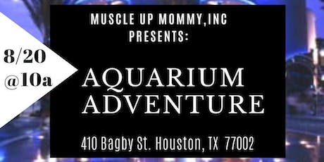 Aquarium Adventure tickets