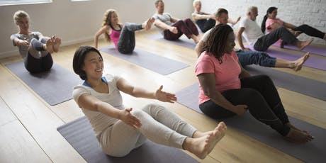 Yoga 101: A Beginner Series (September 11 - December 4) tickets
