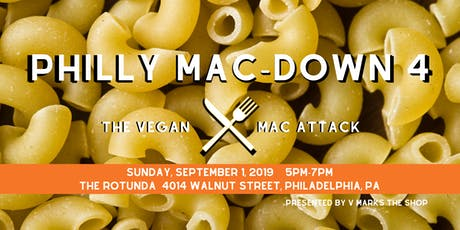 Philly MAC-Down 4 - The Vegan MAC Attack  tickets