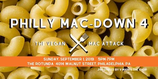 Philly MAC-Down 4 - The Vegan MAC Attack