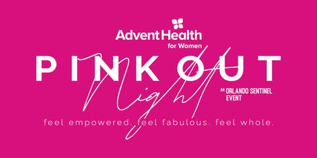 AdventHealth Pink Night Out,  An Orlando Sentinel Event  tickets