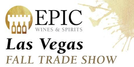 Epic Wines & Spirits Las Vegas Trade Show 2019 tickets