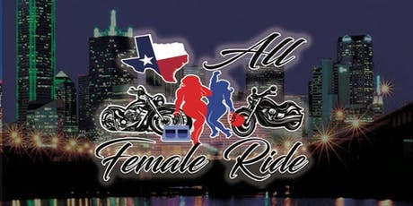 TX All Female Ride 2019 tickets