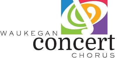 Cycle Round Britain-Waukegan Concert Chorus