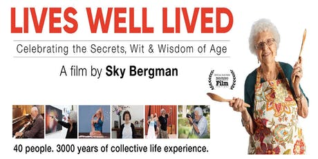 Lives Well Lived tickets