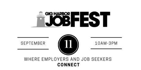 Gig Harbor JobFEST tickets