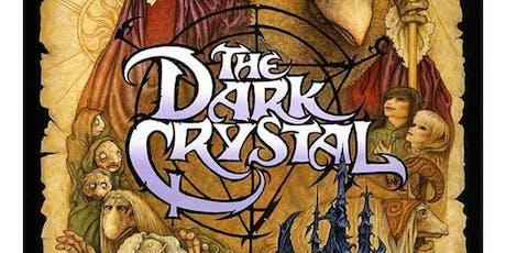 Screening of 80's fantasy classic The Dark Crystal  tickets