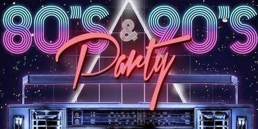 I Love The 80s & 90s Penthouse Party