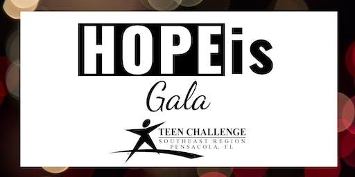 Hope Is Gala - Pensacola