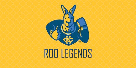 Roo Legends Kick-Off Event tickets