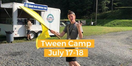 Tween Camp 2020