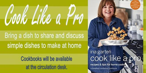Cook Like a Pro with the Edible Book Club