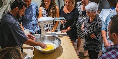 Cooking Class: Pasta & Dessert