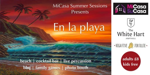MiCasa Summer Sessions Part 3 - En La Playa