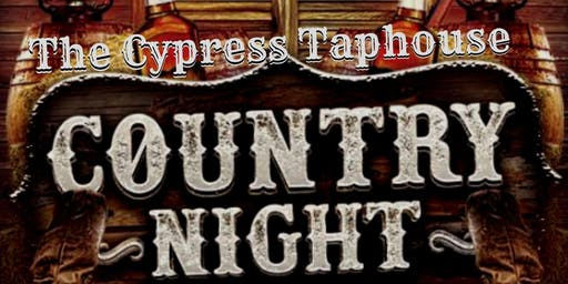 Country Night at The Cypress Taphouse