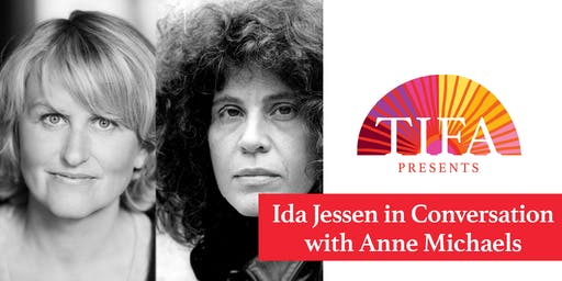 Ida Jessen in Conversation with Anne Michaels