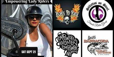 Empowering Lady Riders!
